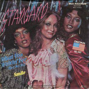 Cover - Stargard: What You Waitin' For (Hey Mr. DJ)
