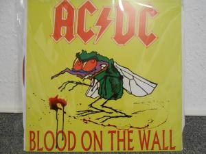 AC/DC: Blood On The Wall - Cover