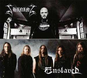 Enslaved / Shining: Shining On The Enslaved (Split-Mini-CD / EP) - Bild 2