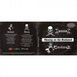 Enslaved / Shining: Shining On The Enslaved (Split-Mini-CD / EP) - Bild 7