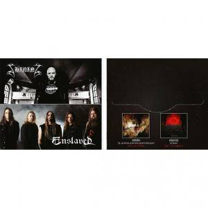 Enslaved / Shining: Shining On The Enslaved (Split-Mini-CD / EP) - Bild 8