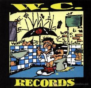 Cover - Fun People: W.C. Records
