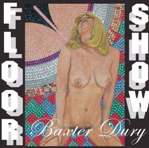 Cover - Baxter Dury: Floor Show