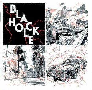 Cover - Crime: Black Hole - Californian Punk 1977-80