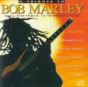 Tribute To Bob Marley, A - Cover