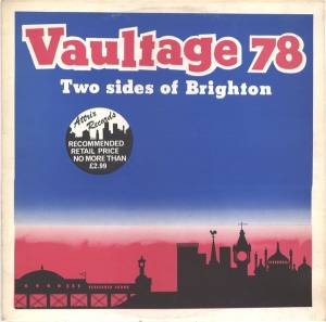 Cover - Nicky & The Dots: Vaultage 78 / Two Sides Of Brighton