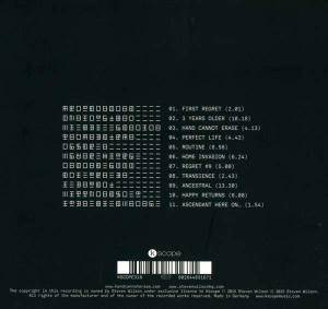 Steven Wilson: Hand. Cannot. Erase. (CD) - Bild 2