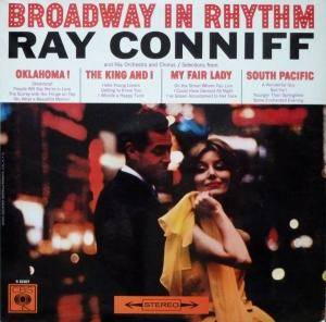Cover - Ray Conniff, His Orchestra And Chorus: Broadway In Rhythm