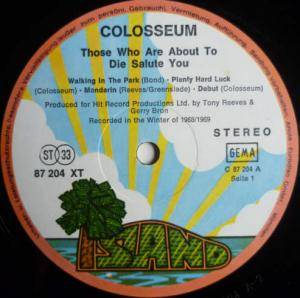 "Colosseum: Pop Chronik 2 ""Those Who Are To Die Salute You / Daughter Of Time"" (2-LP) - Bild 3"