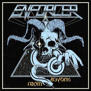 Enforcer: From Beyond - Cover