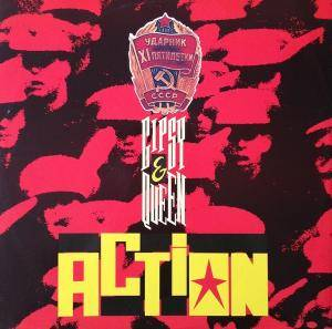 Cover - Gipsy & Queen: Action