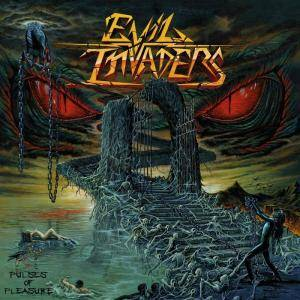 Evil Invaders: Pulses Of Pleasure - Cover