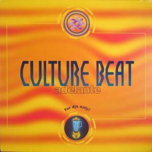 Culture Beat: Adelante - Cover
