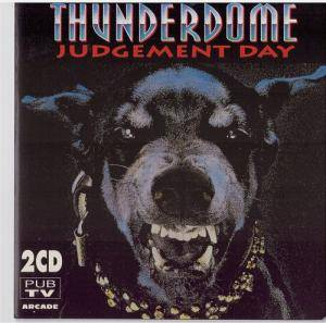 Thunderdome - Judgement Day - Cover