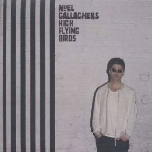 Noel Gallagher's High Flying Birds: Chasing Yesterday - Cover