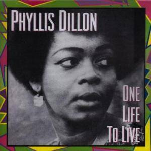 Cover - Phyllis Dillon: One Life To Live
