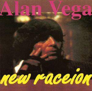 Cover - Alan Vega: New Raceion