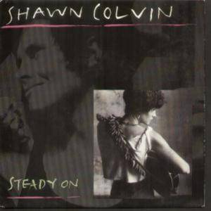Cover - Shawn Colvin: Steady On