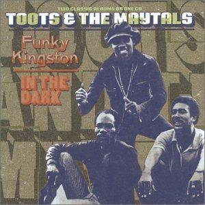 Cover - Toots & The Maytals: Funky Kingston / In The Dark