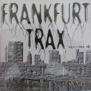 Cover - T-Bone Castro: Frankfurt Trax Volume 4 - The Hall Of Fame