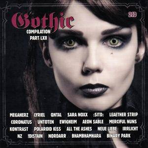 Cover - All The Ashes: Gothic Compilation Part LXII