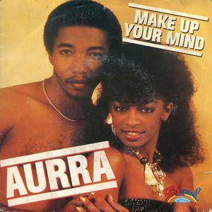 Cover - Aurra: Make Your Mind Up