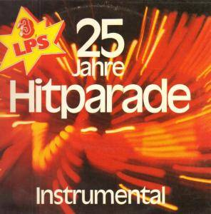 Cover - John Smith & The New Sound: 25 Jahre Hitparade Instrumental