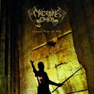 Macabre Omen: Gods Of War - At War - Cover