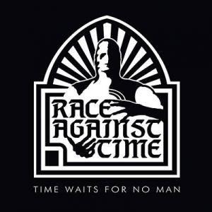 Race Against Time: Time Waits For No Man - Cover