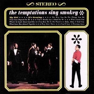 Cover - Temptations, The: Temptations Sing Smokey, The