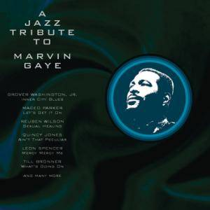 Cover - Everette Harp: Jazz Tribute To Marvin Gaye, A