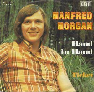 Cover - Manfred Morgan: Hand In Hand