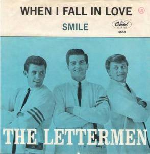 Cover - Lettermen, The: When I Fall In Love