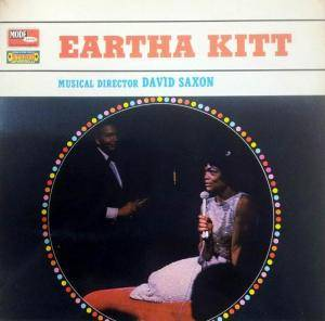Cover - Eartha Kitt: Eartha Kitt In Person At The Plaza