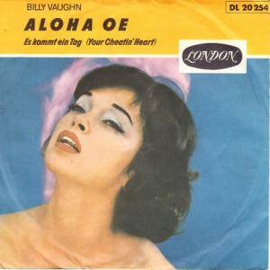 Billy Vaughn & His Orchestra: Aloha Oe - Cover