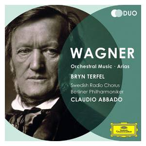 Richard Wagner: Orchestral Music And Arias - Cover