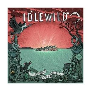 Cover - Idlewild: Everything Ever Written