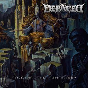 Defaced: Forging The Sanctuary - Cover
