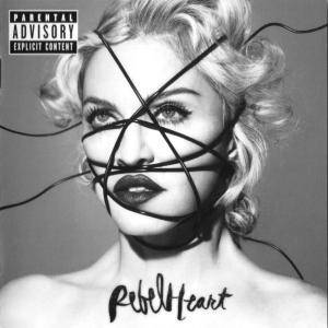 Madonna: Rebel Heart - Cover