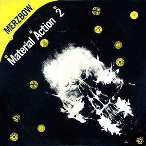 Merzbow: Material Action 2 N·A·M - Cover