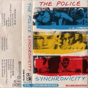 The Police: Synchronicity (Tape) - Bild 2