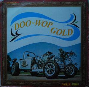 Cover - Genies, The: Doo-Wop Gold