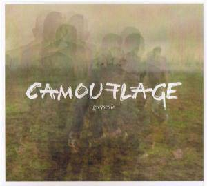 Camouflage: Greyscale - Cover