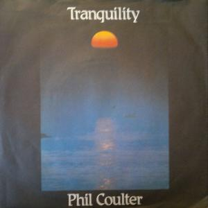 Phil Coulter: Tranquility - Cover
