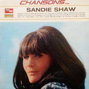 Sandie Shaw: Chansons... - Cover