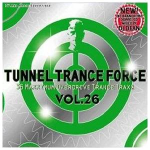 Tunnel Trance Force Vol. 26 - Cover