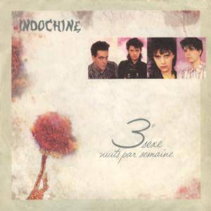 Indochine: 3e Sexe - Cover