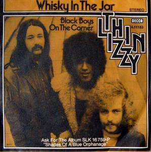 Thin Lizzy: Whisky In The Jar - Cover