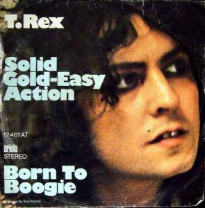 T. Rex: Solid Gold- Easy Action - Cover