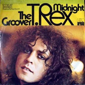 T. Rex: Groover, The - Cover